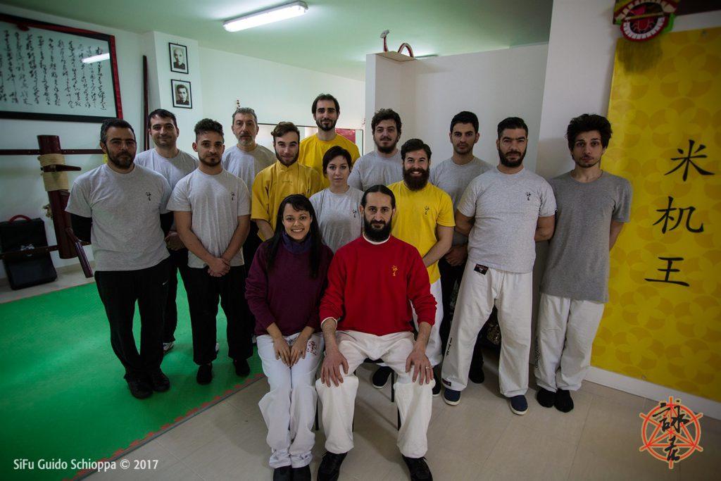 Wing Chun Kung Fu Caserta Istruttori