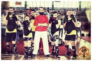 Wing Chun Kung Fu Caserta - GRUPPO SANDA