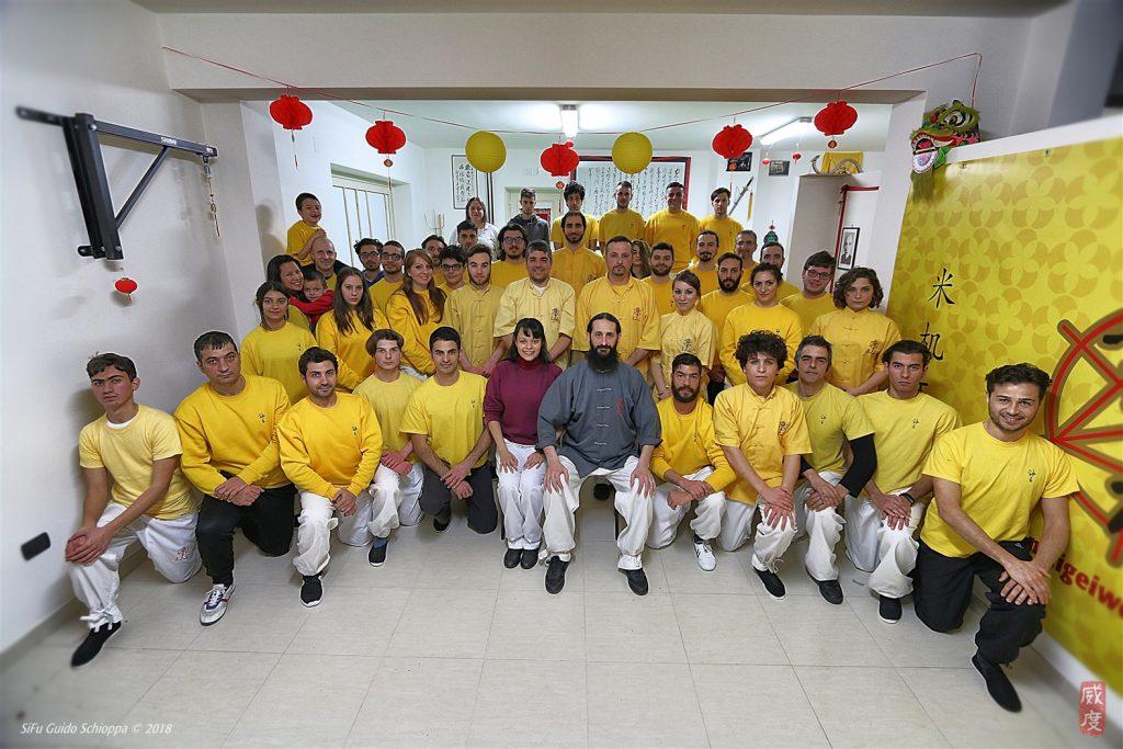 Wing Chun Kung Fu Caserta, SiFu Guido Schioppa
